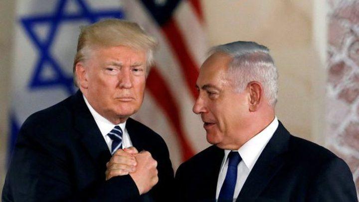 نتنياهو يسعى لتوقيع إتفاقية تحالف عسكري مع الولايات المتحدة