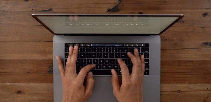 """""""آبل"""" تتخلّى عن لوحة المفاتيح"""
