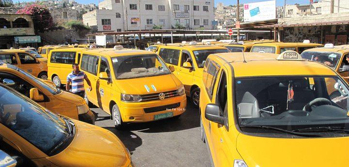 """خدمة المواصلات على خط """"نابلس - جورة عمرة"""" تسقط في الاختبار"""