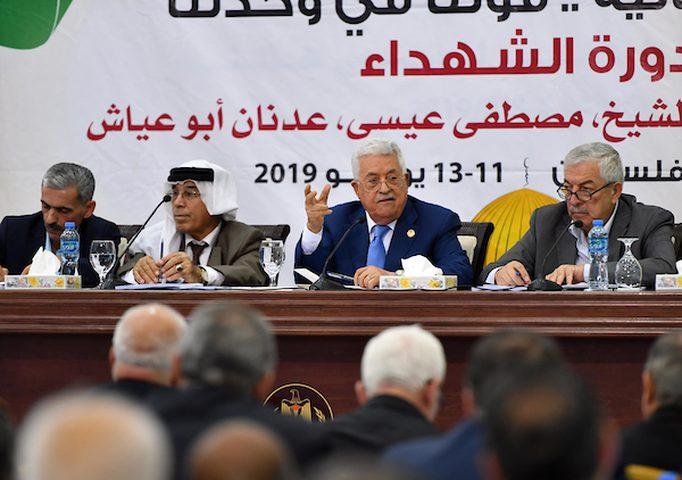 """الرئيس عباس: """"صفقة القرن"""" انتهت وستفشل كما فشلت """"ورشة المنامة"""""""