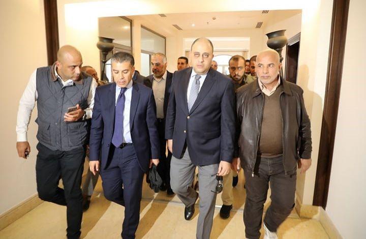 مراقبون:زيارة الوفد المصري لتثبيت التفاهمات بين حماس واسرائيل فقط
