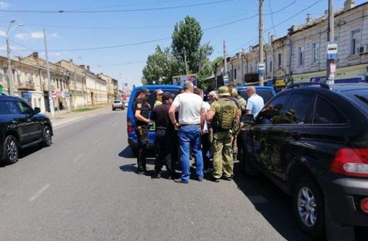 تحرير نساء رهائن في مدينة أوديسا الأوكرانية