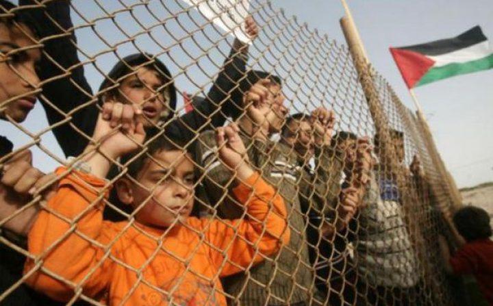 تقرير: مركز حقوقي يدعو المجتمع الدولي لإنهاء حصار غزة بشكل عاجل