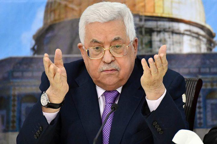 """الرئيس يلقي كلمة في جلسة المجلس الاستشاري لحركة """"فتح"""" اليوم"""
