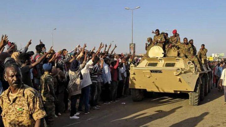 المجلس العسكري الانتقالي السوداني يعلن إحباط محاولة انقلاب