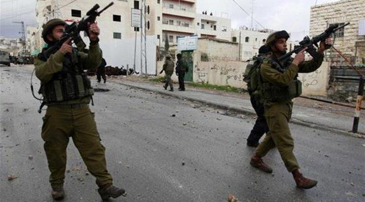 اصابة مواطنين واعتقال آخرين في تقوع ومخيم الدهيشة