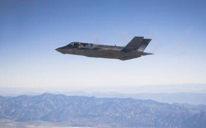 """طائرات """"F-35"""" الأميركية تعاني من أكثر من 1000 عيب تقني"""