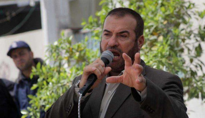 حماد يتوعد الاحتلال بالانتقام ويمنحه مهلة أسبوع لتطبيق التفاهمات