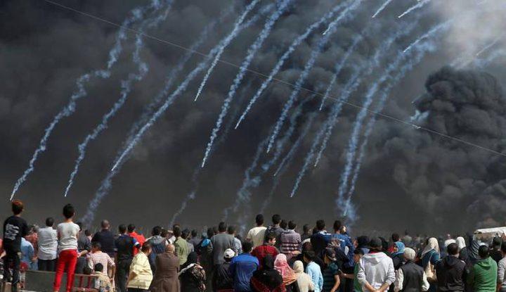 حماس تكشف عن وحدة جديدة من وحدات مسيرات العودة