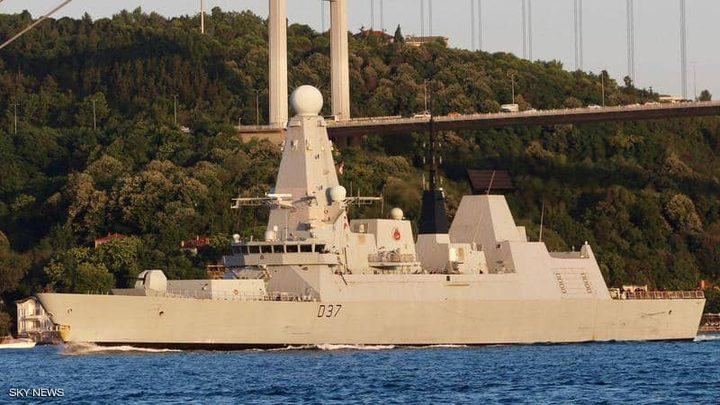 وسط تهديدات إيرانية.. بريطانيا ترسل سفينة حربية إلى الخليج