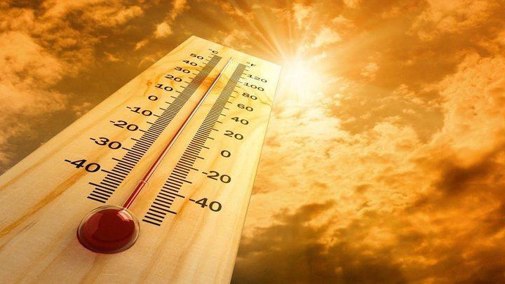 نهار الجمعة: موجة الحر مستمرة وتحذيرات من التعرض لأشعة الشمس