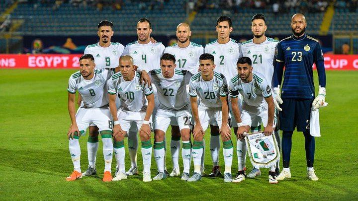 ضربة موجعة تتلقاها الجزائر قبل مواجهة نيجيريا