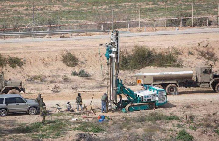 الاحتلال يطلق النار تجاه مرصد للمقاومة شرق خان يونس