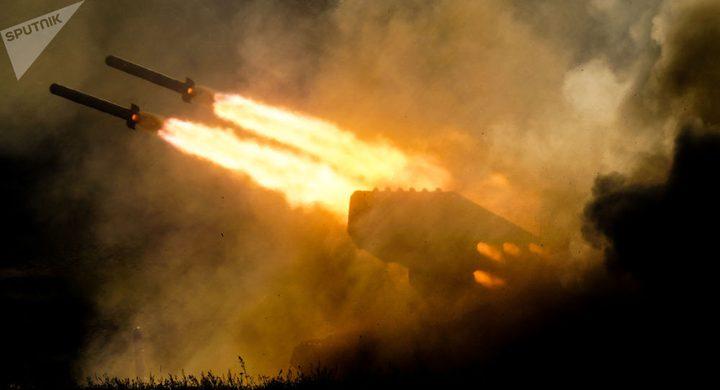 الجيش السوري يستهدف مواقع المسلحين في ريف إدلب
