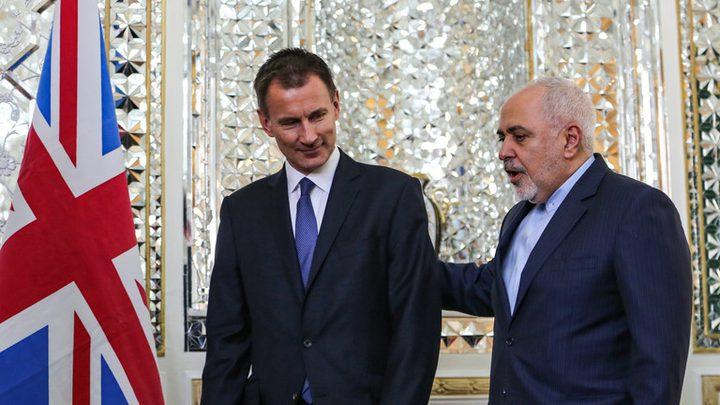إيران لبريطانيا: سنصدر النفط تحت أي ظروف