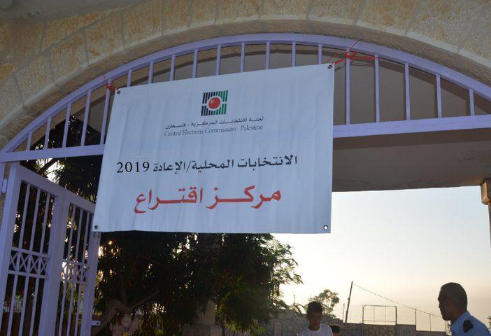 انطلاق الانتخابات المحلية (الإعادة 2019)
