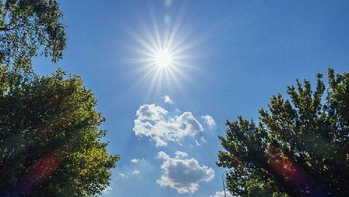 طقس بداية الأسبوع: صيف عادي والحرارة الى انخفاض