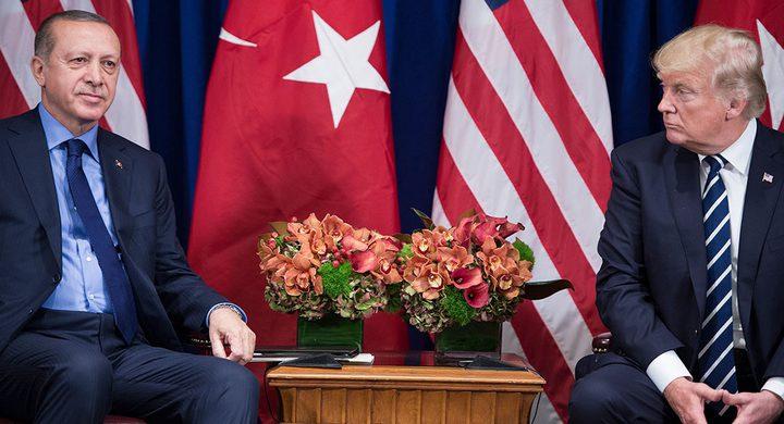 أمريكا تفرض عقوبات على تركيا