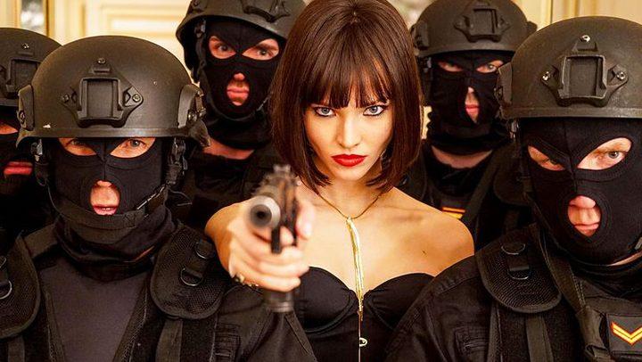 """ساشا لوس.. عارضة الأزياء الروسية الرائدة في بطولة """"آنّا لوس"""""""
