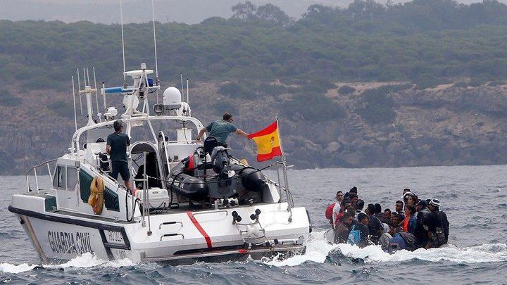 البحرية المغربية تنقذ 161 مهاجرا قبالة سواحلها