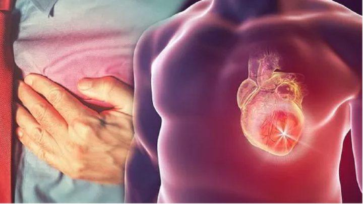 علامتان تنذران بخطر الإصابة بنوبة قلبية