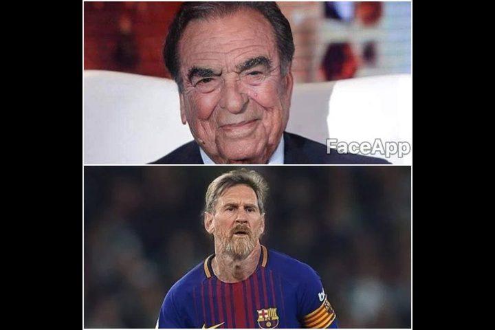 شاهد نجوم كرة القدم واعلاميين بعد 20 عاماً