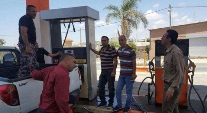 الدفاع المدني يخطر 7محطات وقود لعدم توفر شروط السلامة