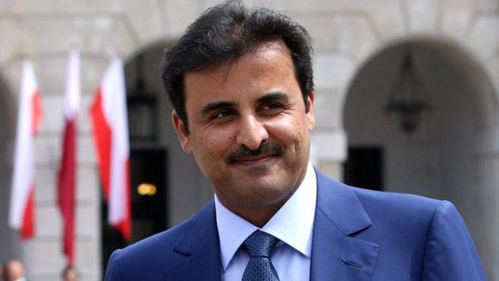 صورة أمير قطر في أحد مقاهي إنجلترا تشعل موقع تويتر