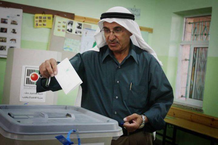 الإعلان عن النتائج الأولية للانتخابات المحلية التي جرت في 7 هيئات