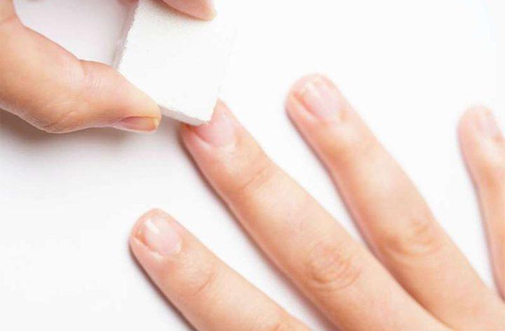 نصائح الخبراء للحفاظ على أظافر صحّية