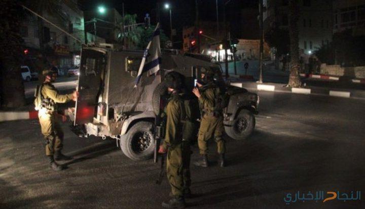 إصابة شاب برصاص الاحتلال قرب حاجز عناب شرق طولكرم