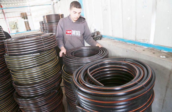 هيئة المُدن الصناعية تُجري جولتها الأولى في غزة