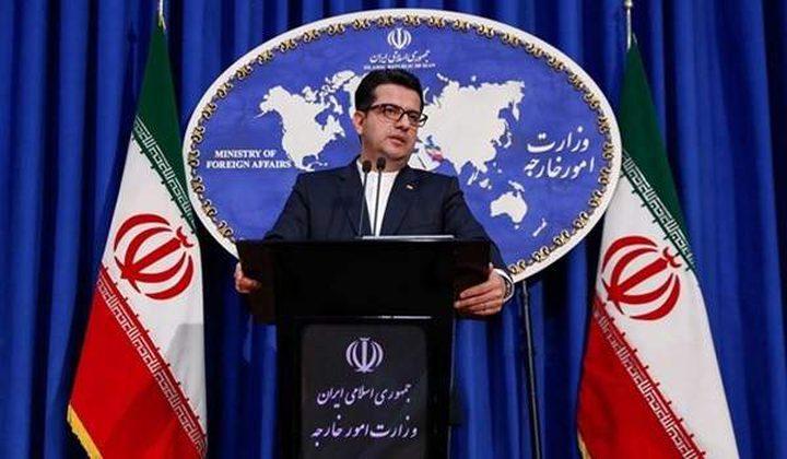 خارجية إيران: زيارة ماكرون الى طهران ليست مؤكدة بعد