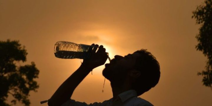 موجة حر قوية تؤثر على طقس فلسطين الأربعاء المقبل