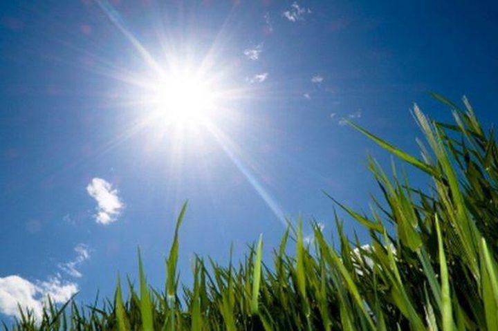 الطقس: الحرارة أعلى من معدلها العام بحدود 3 درجات