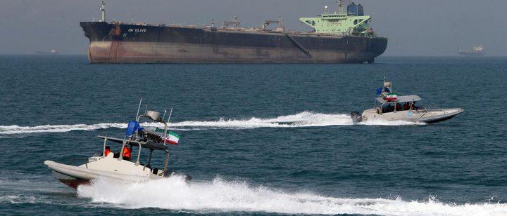 اختفاء ناقلة نفط إماراتية في المياه الإيرانية
