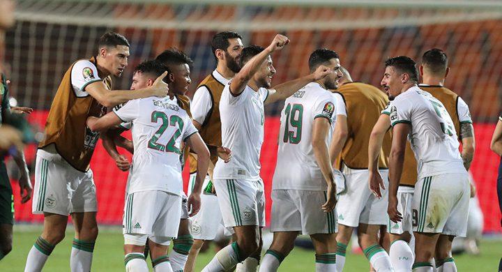 تحرك من الجيش الجزائري قبل خوض المنتخب الوطني نهائي الأمم
