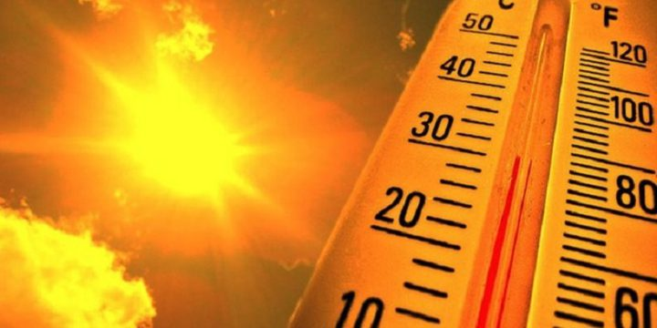 تحذير من موجة حر تضرب فلسطين غدا الأربعاء