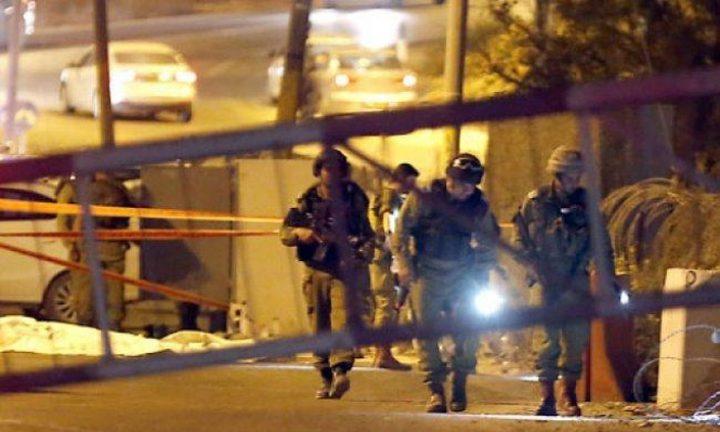 إصابة خطيرة لشاب برصاص الاحتلال قرب طولكرم