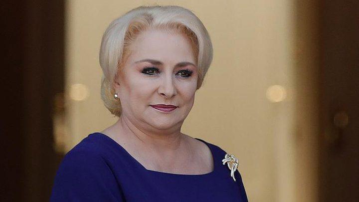 رئيسة وزراء رومانيا تعتزم إقالة وزيري الداخلية والخارجية