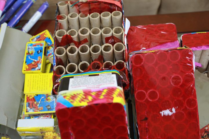 الجهات المختصة: أعددنا خطة لملاحقة تجار الألعاب النارية