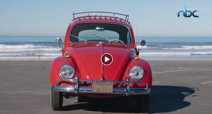 سيارة الخنفساء اسطورة في عالم السيارات