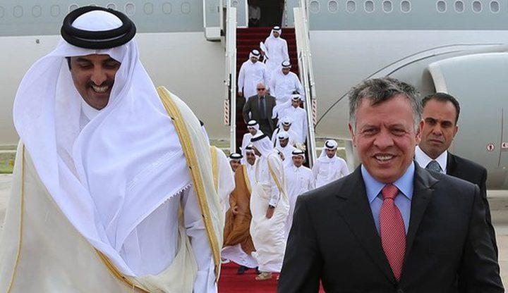 الأردن تستأنف علاقاتها مع قطر بشكل كامل