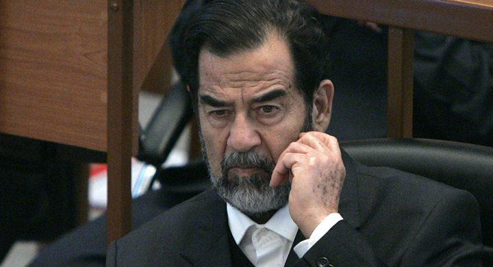 صدام حسين يعود إلى الشارع العراقي وهتافات تطالب بالعودة لزمنه