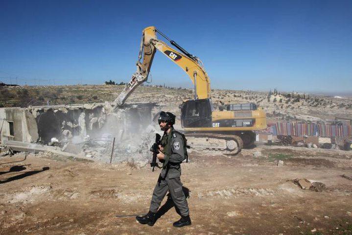 مسؤولون أمميون يدعون الاحتلال إلى وقف خطط الهدم في صور باهر