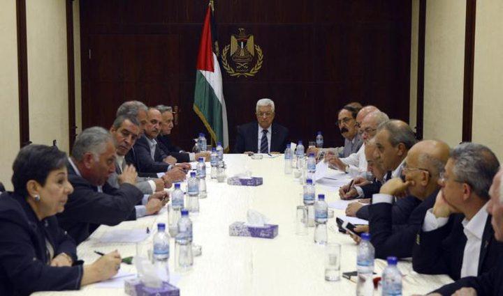 الرئيس عباس: متمسكون بالحوار مع لبنان