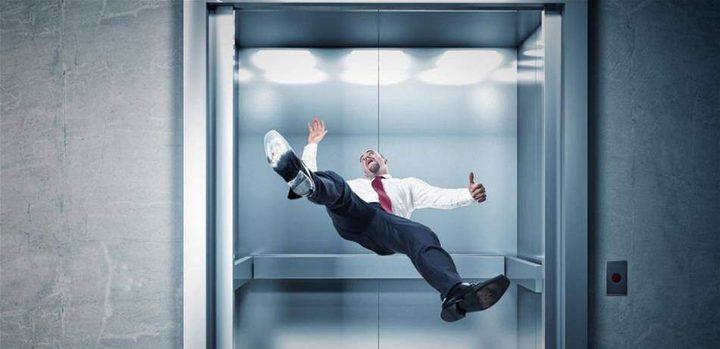 هذا ما يمكنكم فعله عند سقوط المصعد لتفادي الإصابات