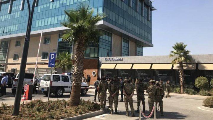 مقتل نائب القنصل التركي واثنين آخرين في إطلاق نار بأربيل