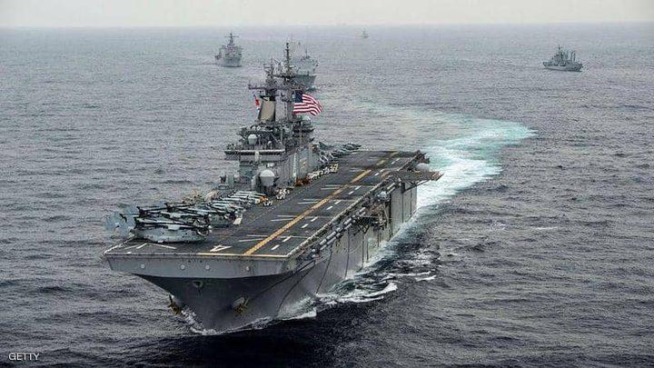 ترامب يعلن إسقاط طائرة إيرانية مسيرة فوق مضيق هرمز