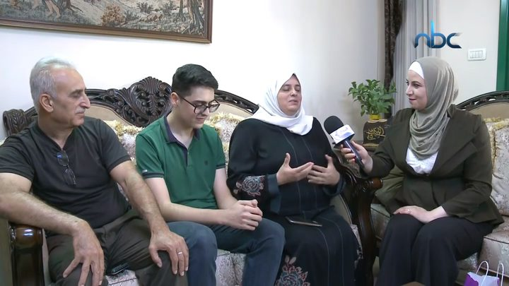 داوود حمدان: دراستي المتواصلة وقربي من الله وعائلتي أثمرت تفوقا